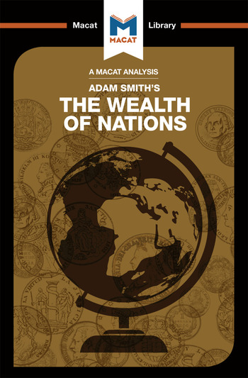 The Wealth of Nations book cover