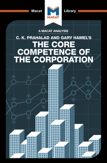 The Core Competence of the Corporation book cover