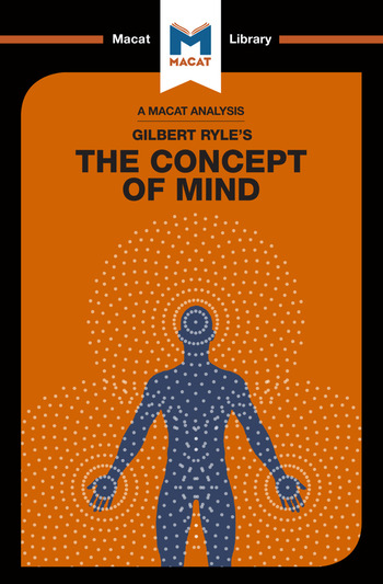 An Analysis of Gilbert Ryle's The Concept of Mind book cover