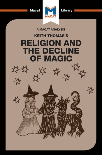 Religion and the Decline of Magic book cover