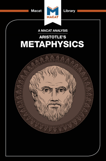 Metaphysics book cover