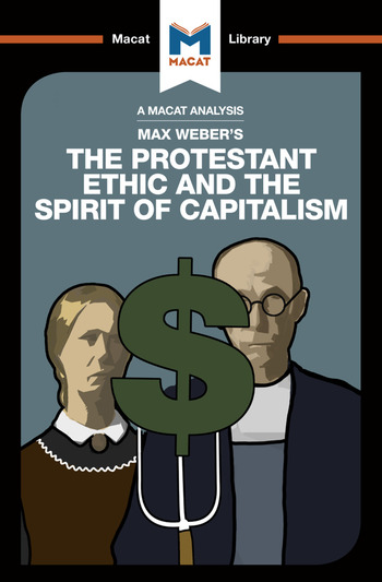 The Protestant Ethic and the Spirit of Capitalism book cover