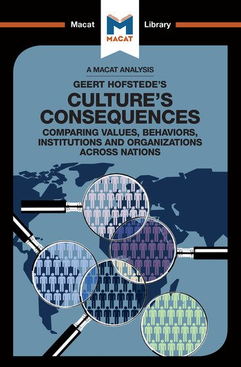 Culture's Consequences Comparing Values, Behaviors, Institutes and Organizations across Nations book cover