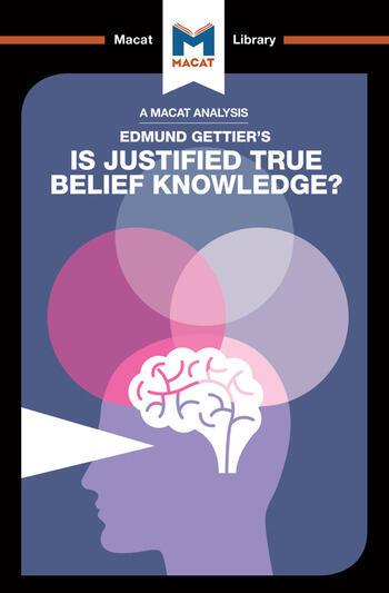 Is Justified True Belief Knowledge? book cover