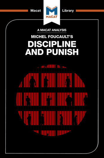An Analysis of Michel Foucault's Discipline and Punish book cover