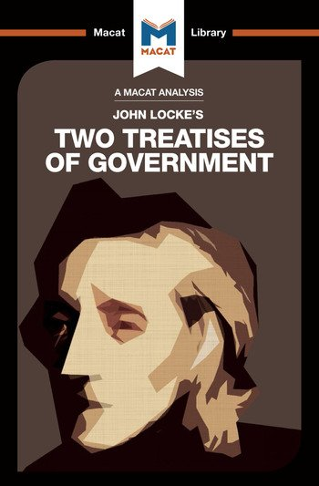 An Analysis of John Locke's Two Treatises of Government book cover