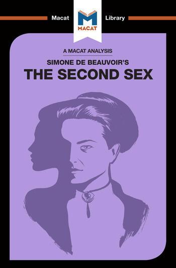 An Analysis of Simone de Beauvoir's The Second Sex book cover