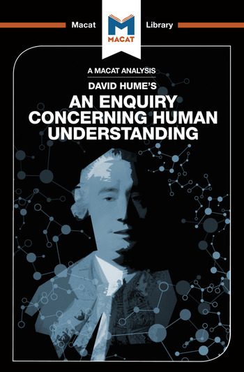The Enquiry for Human Understanding book cover