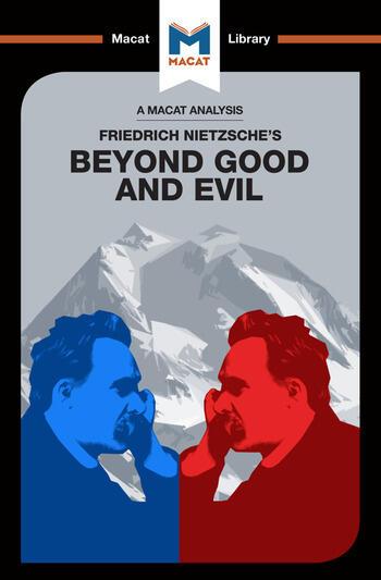 An Analysis of Friedrich Nietzsche's Beyond Good and Evil book cover