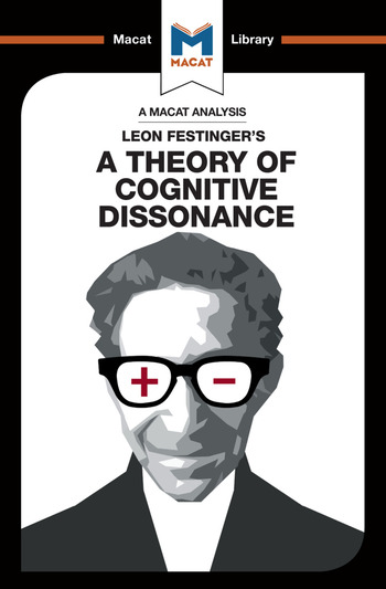 A Theory of Cognitive Dissonance book cover