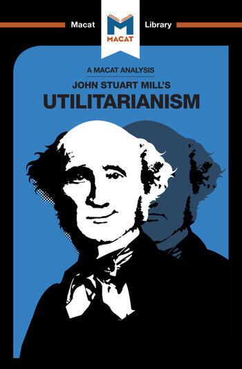 An Analysis of John Stuart Mills's Utilitarianism book cover