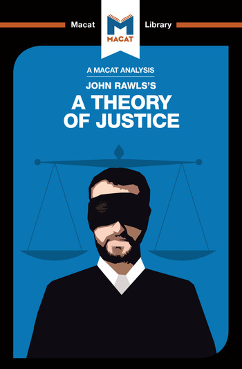 Theory of Justice book cover