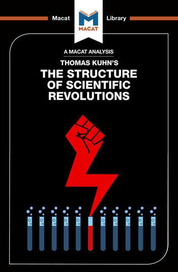 The Structure of Scientific Revolutions book cover