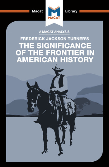 The Significance of the Frontier in American History book cover