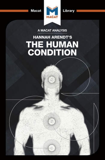 An Analysis of Hannah Arendt's The Human Condition book cover