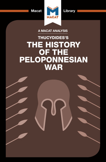 The History of the Peloponnesian War book cover