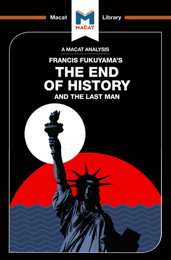 The End of History and the Last Man book cover