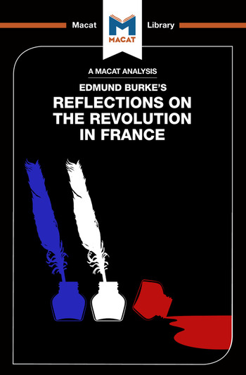 Reflections on the Revolution in France book cover