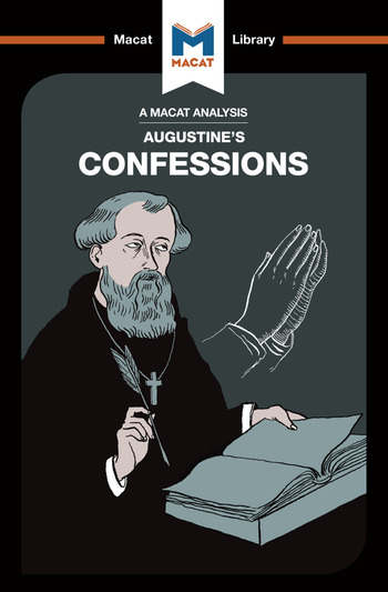 An Analysis of St. Augustine's Confessions book cover