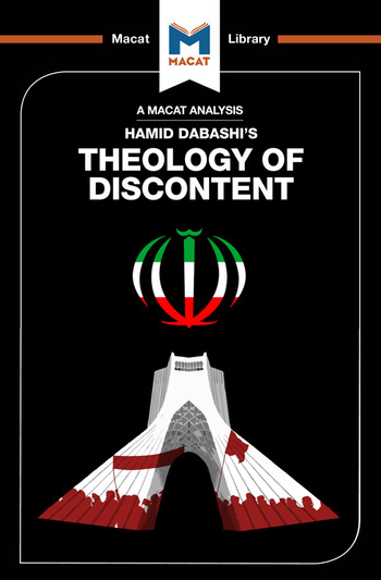 Theology of Discontent The Ideological Foundation of the Islamic Revolution in Iran book cover