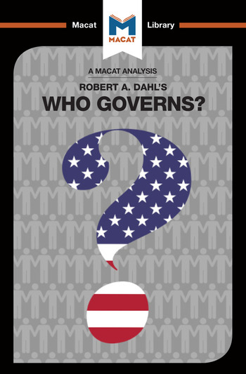 Who Governs? book cover