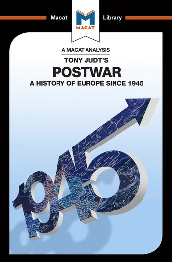 Postwar A History of Europe Since 1945 book cover