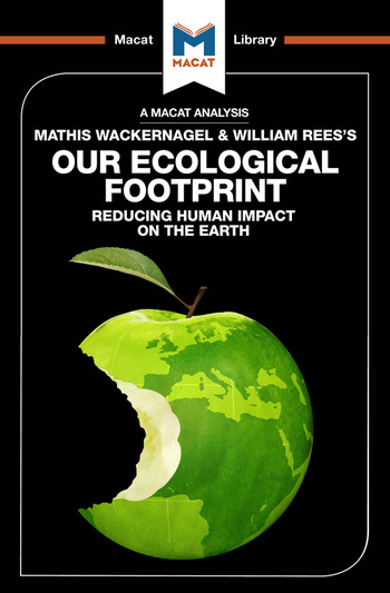 Our Ecological Footprint book cover