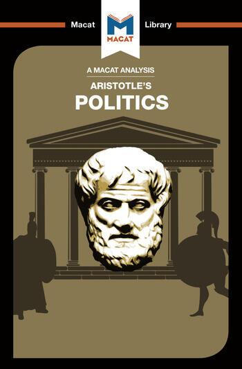 An Analysis of Aristotle's Politics book cover
