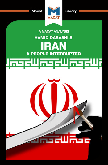 Iran A People Interrupted book cover