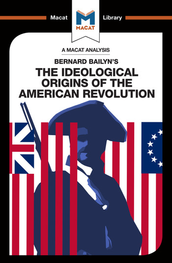 The Ideological Origins of the American Revolution book cover