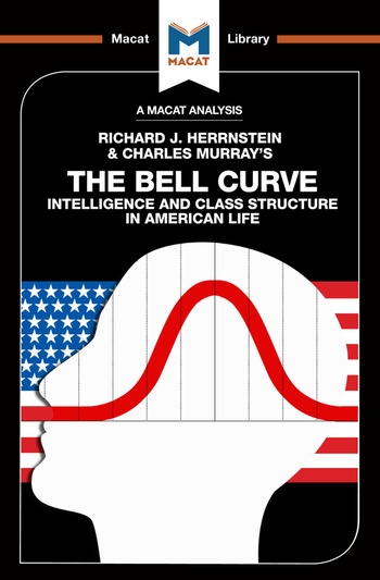 The Bell Curve Intelligence and Class Structure in American Life book cover