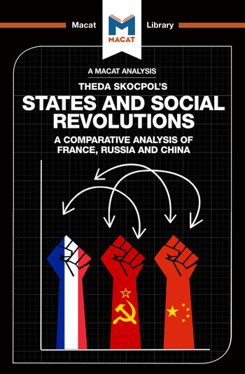 States and Social Revolutions A Comparative Analysis of France, Russia, and China book cover