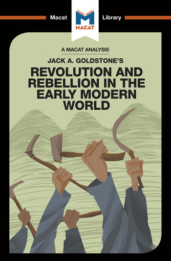 Revolution and Rebellion in the Early Modern World book cover