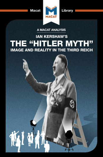 The Hitler Myth Image and Reality in the Third Reich book cover