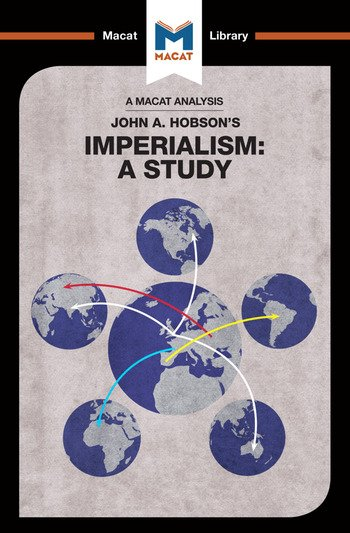 Imperialism A Study book cover