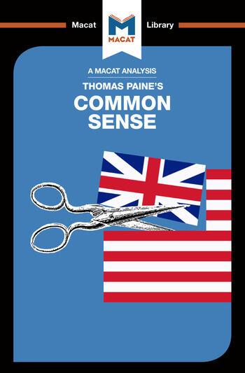 Common Sense book cover