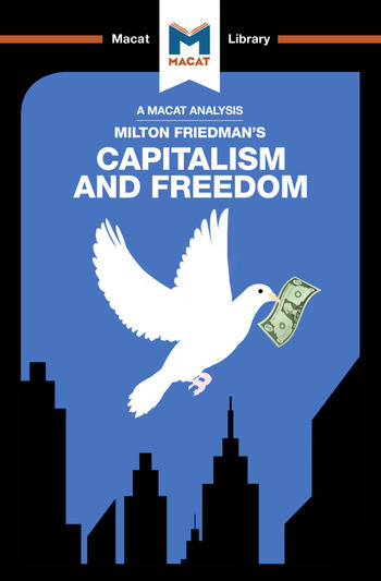 Capitalism and Freedom book cover