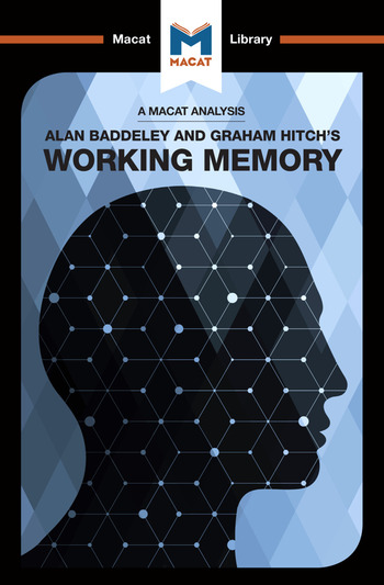Working Memory book cover