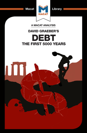 Debt The First 5000 Years book cover