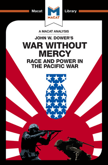 War Without Mercy Race And Power In The Pacific War book cover