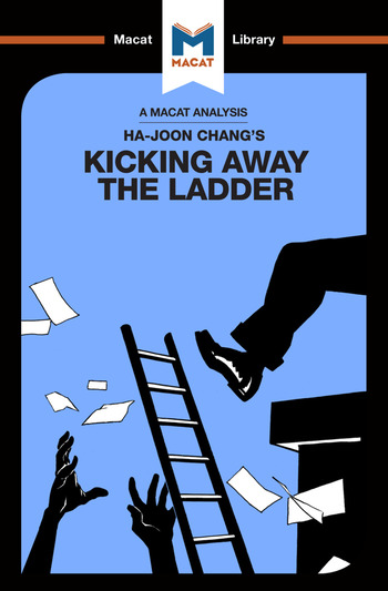 Kicking Away the Ladder book cover