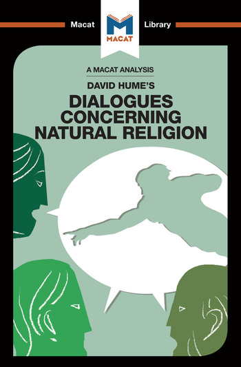 An Analysis of David Hume's Dialogues Concerning Natural Religion book cover