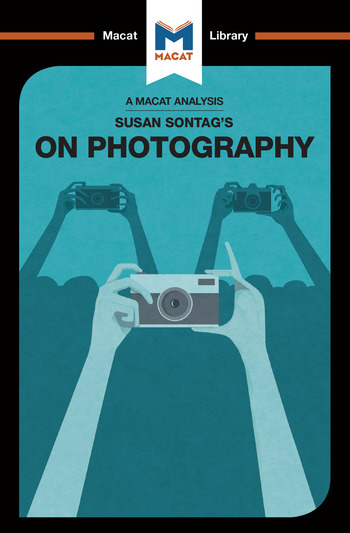 Susan Sontag's On Photography book cover
