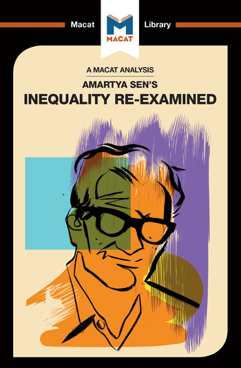 Amartya Sen's Inequality Re-Examined book cover