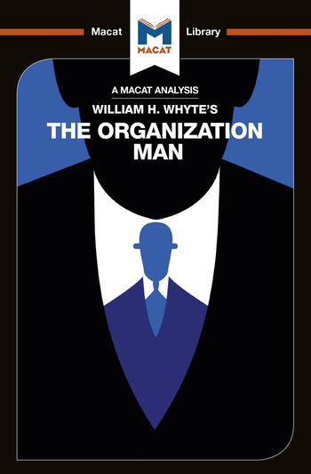 William H. Whyte's The Organization Man book cover
