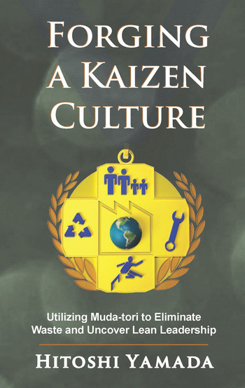 Forging a Kaizen Culture book cover
