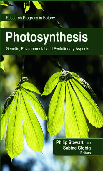 Photosynthesis Genetic, Environmental and Evolutionary Aspects book cover