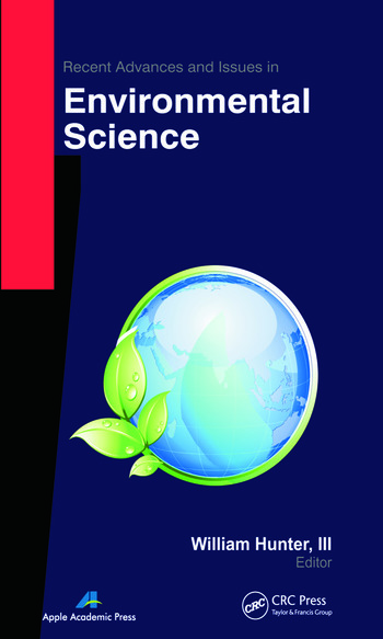 Recent Advances and Issues in Environmental Science book cover