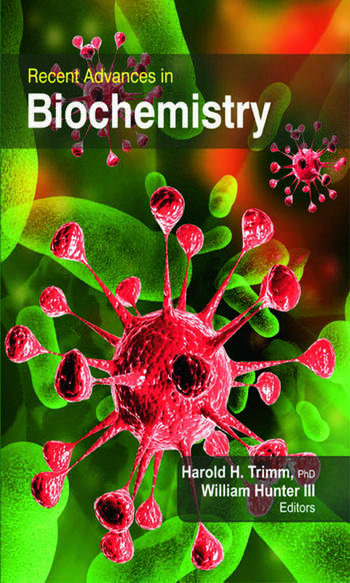 Recent Advances in Biochemistry book cover