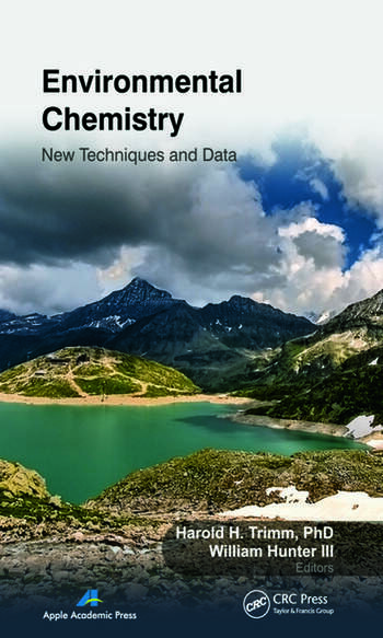 Environmental Chemistry New Techniques and Data book cover
